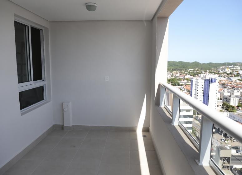 Terraço - Quartier Lagoa Nova