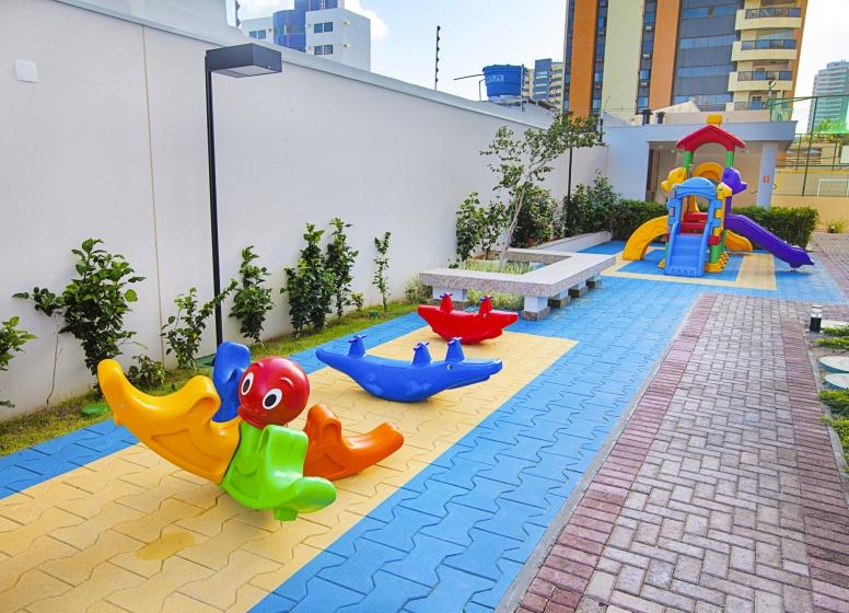 Playground - Quartier Lagoa Nova