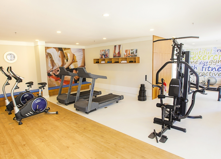 Fitness - Quartier Lagoa Nova