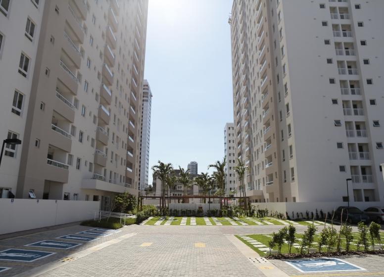 Estacionamento - Quartier Lagoa Nova