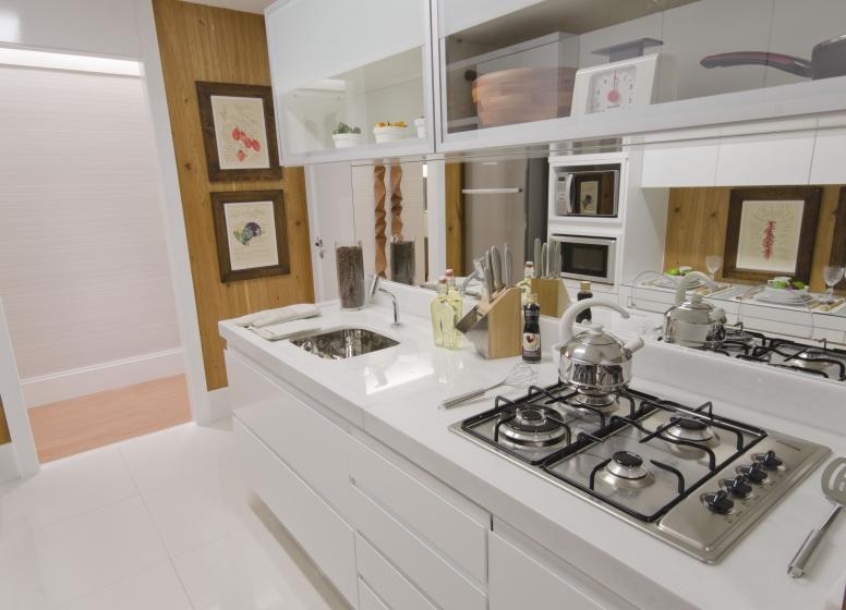 Cozinha - Quartier Lagoa Nova