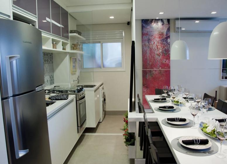 Cozinha - Vila Arbori Alegria