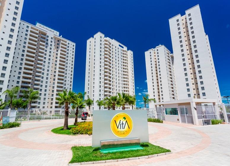 Fachada - Vita Residencial Clube