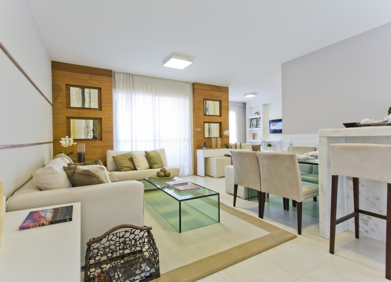 Living - Vita Residencial Clube