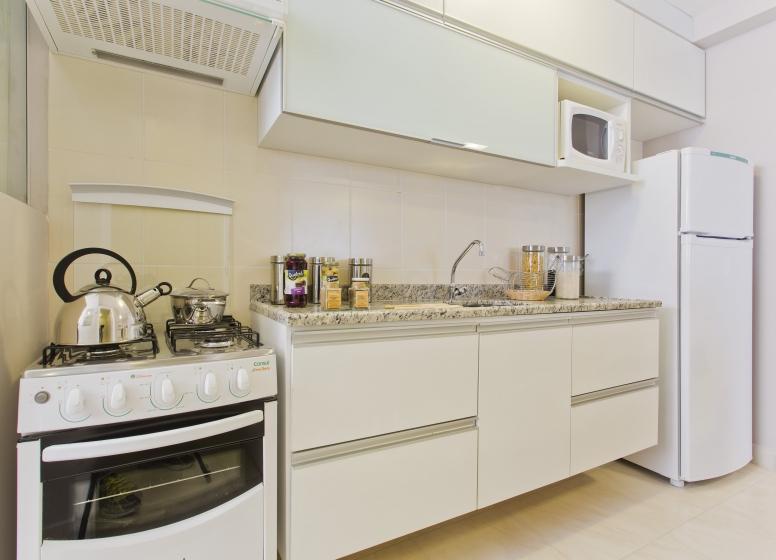 Cozinha - Vita Residencial Clube