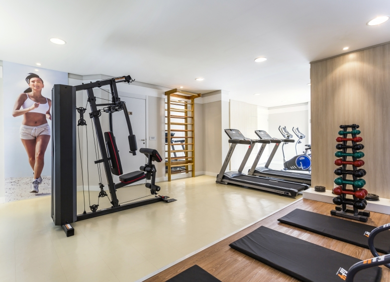 Fitness - Vita Residencial Clube