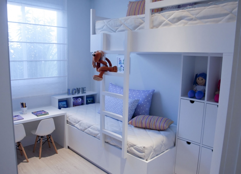 Dormitório 2 - Vila Arbori Árvores