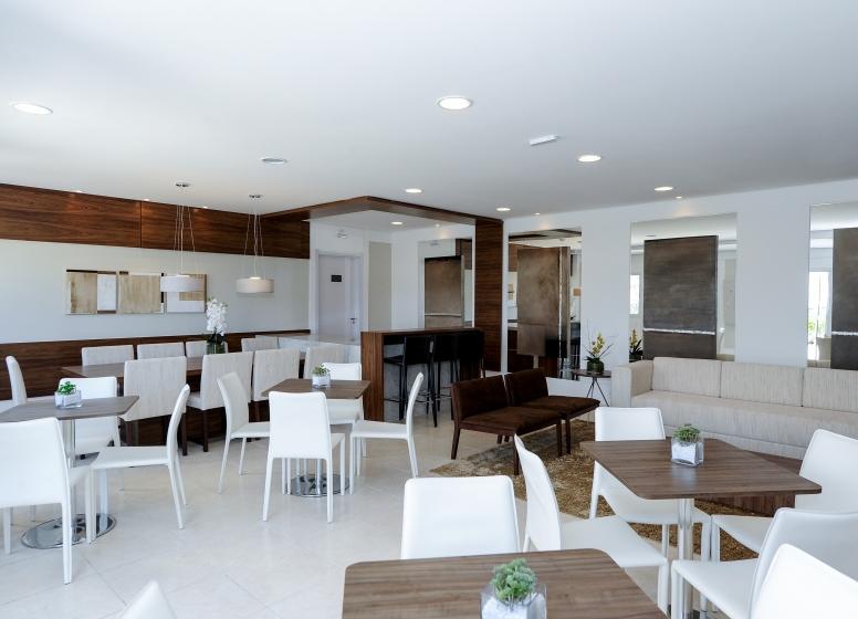 Salão de festas gourmet - Fatto Torres de São José