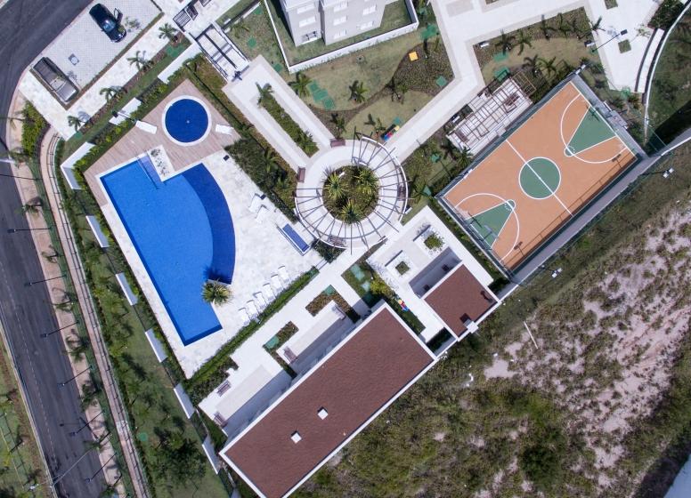 Área de lazer - Fatto Torres de São José