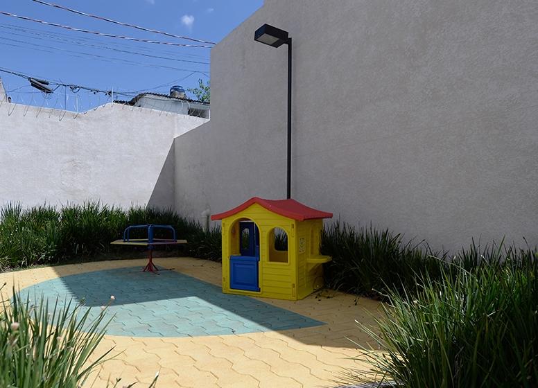 Playground - Certto Itaim Paulista Metais