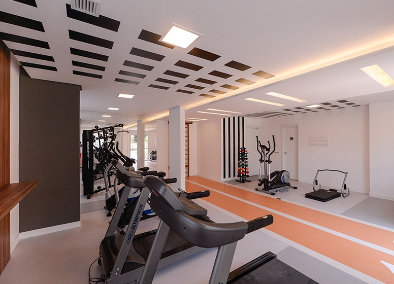Fitness - Compasso by Plano&Plano