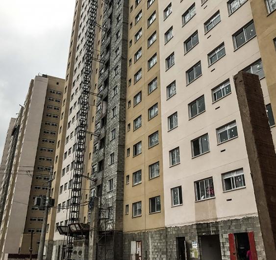 Fachada - Torre 2