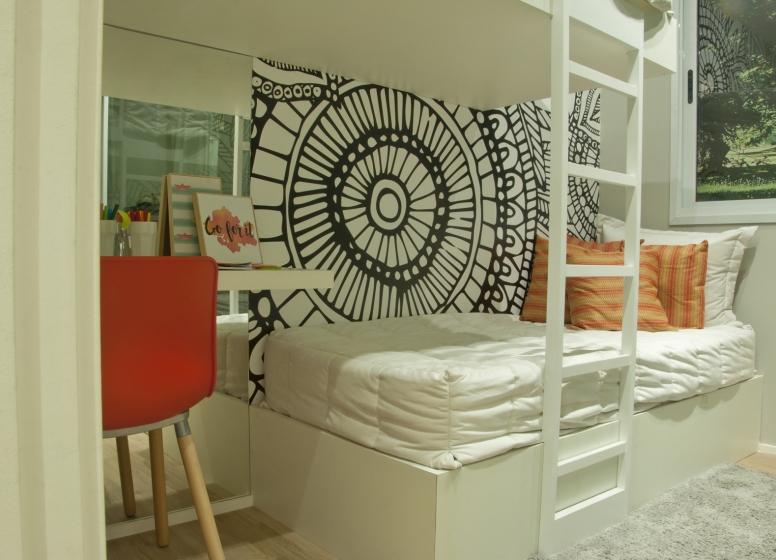 Dormitório 2 - Plano&Jardim Sul