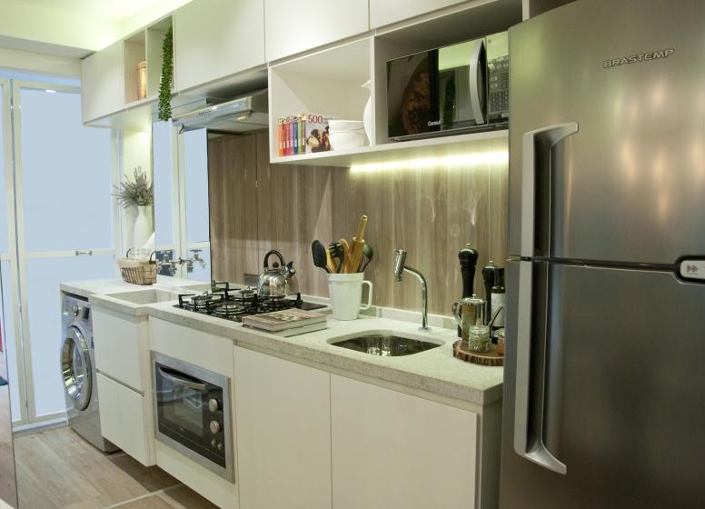 Cozinha - Plano&Jardim Sul