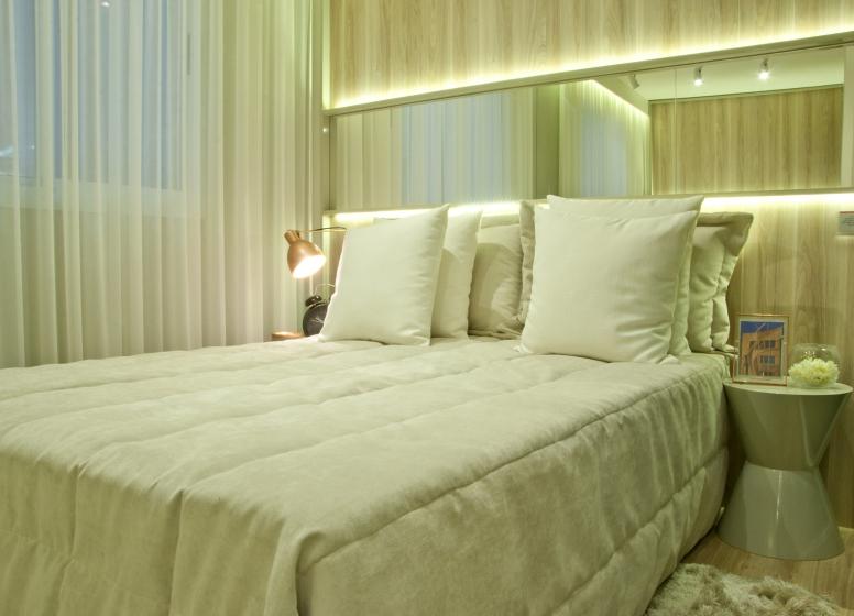 Dormitório 1 - Plano&Jardim Sul