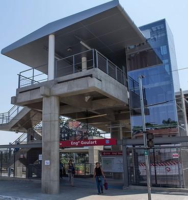 Estação Engenheiro Gourlart CPTM