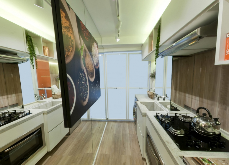 cozinha 2 - Plano&Estação Itaquera - Lagoa do Campelo I