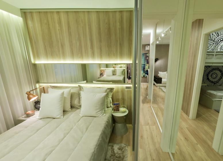 Dormitório 1 - Plano&Vila Sônia