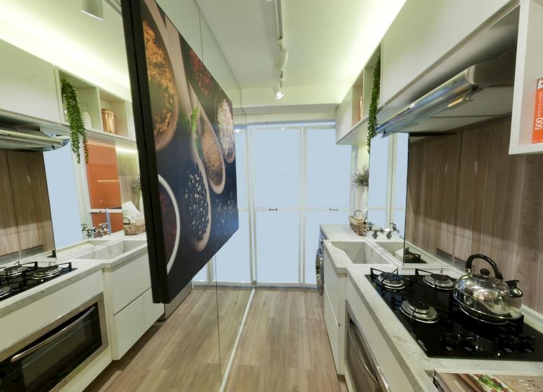 Cozinha - Plano&Largo do Cambuci José Bento