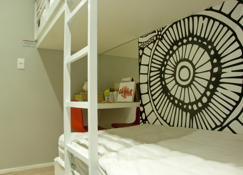 Dormitório 2 - Plano&Largo do Cambuci José Bento