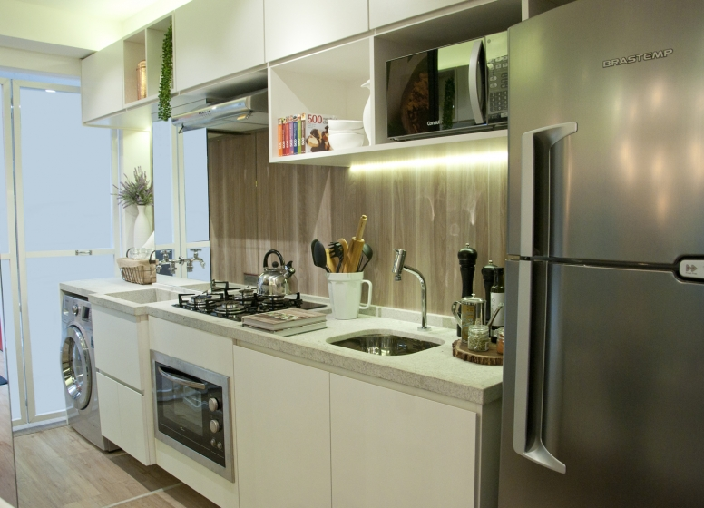 Cozinha - Plano&Cupecê I