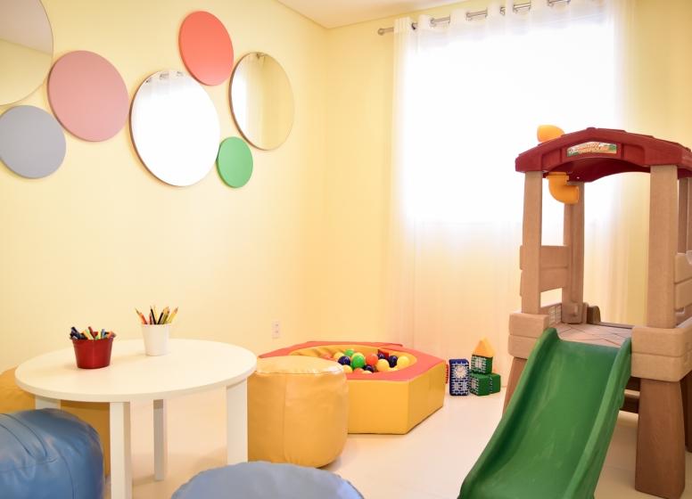Salão de Festas infantil - Encontro Imigrantes