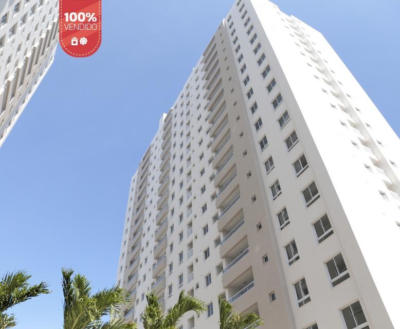 Fachada - Quartier Lagoa Nova