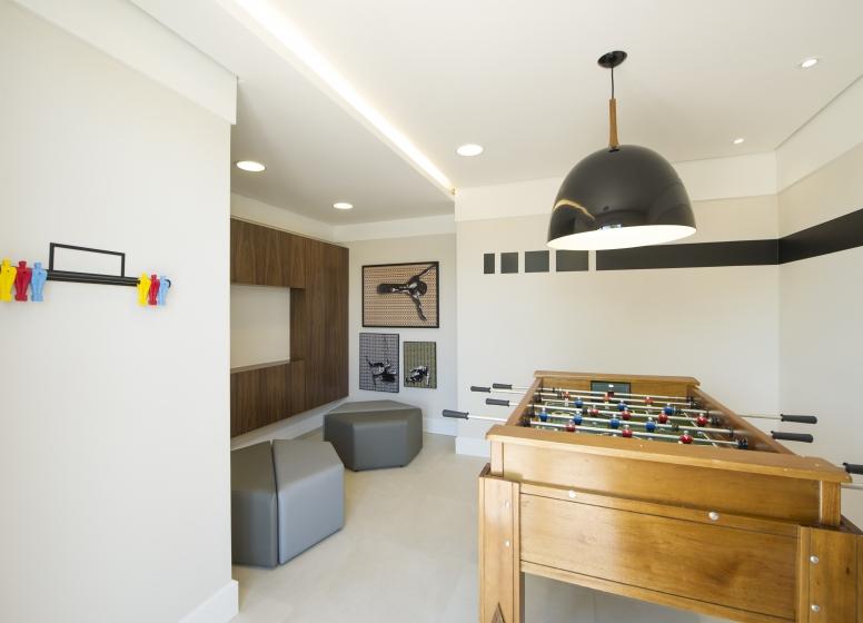 Salão de jogos juvenil - Praticidade by Plano&Plano