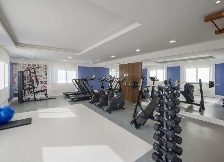 Fitness - Praticidade by Plano&Plano