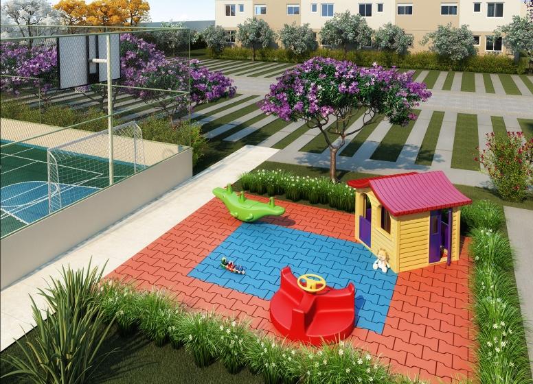 Playground - Perspectiva Ilustrada - Hasegawa I