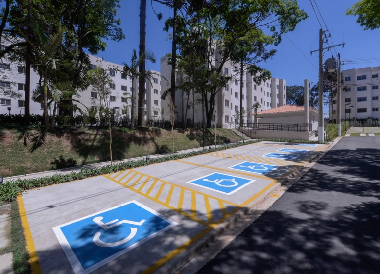 Estacionamento - Vila Arbori Cores