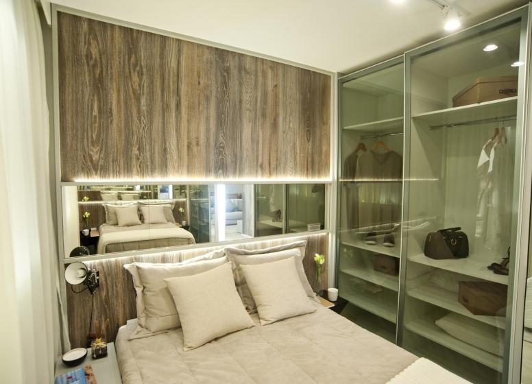 Dormitório 1 - Plano&Itaquera Fontoura Xavier