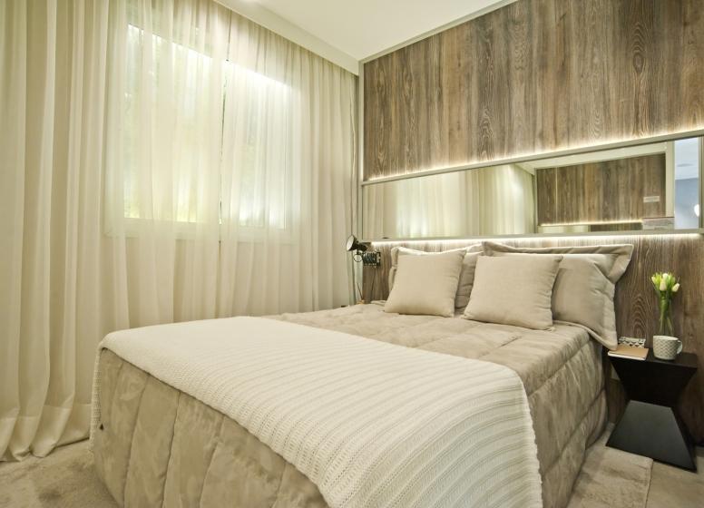 Dormitório 1 - Plano&Itaquera Paes Landim