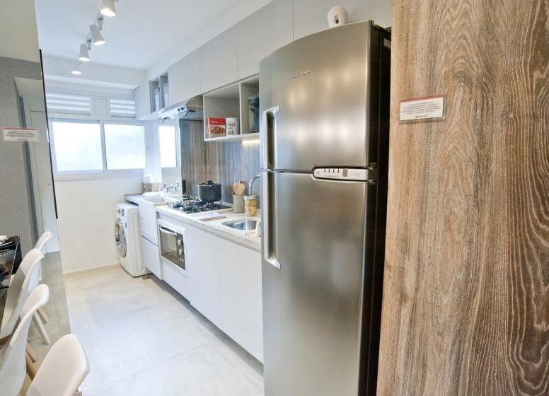 Cozinha  - Plano&Estação Itaquera - Lagoa do Campelo II