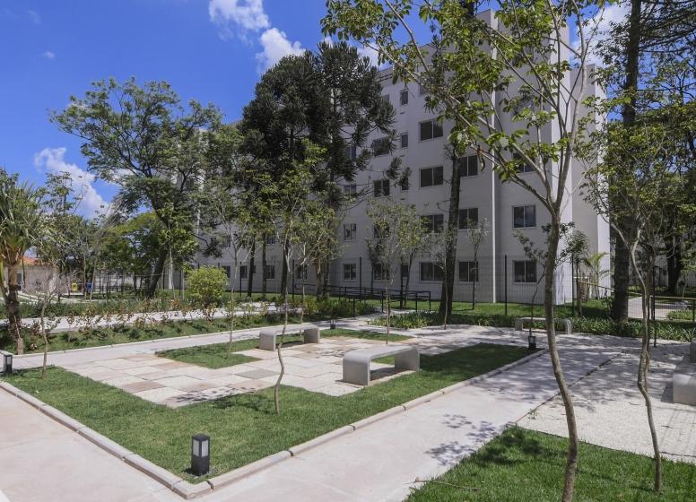 Praça - Vila Arbori Aromas