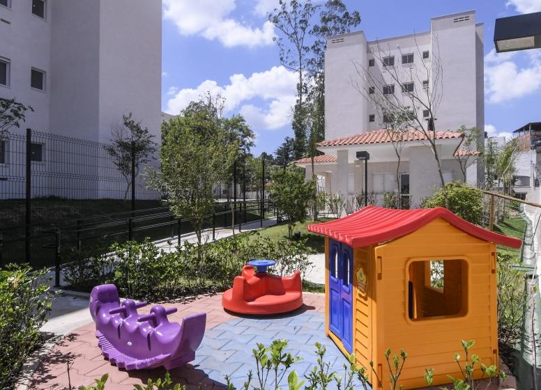 Playground - Vila Arbori Aromas