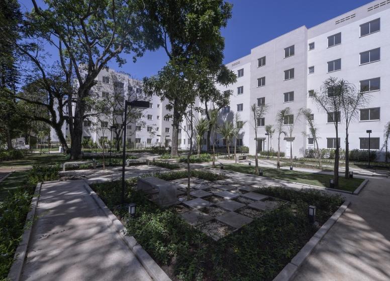 Praça - Vila Arbori Cores