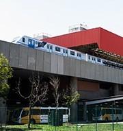 Estação Corinthians-Itaquera (Metrô)