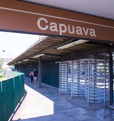 Estação Capuava