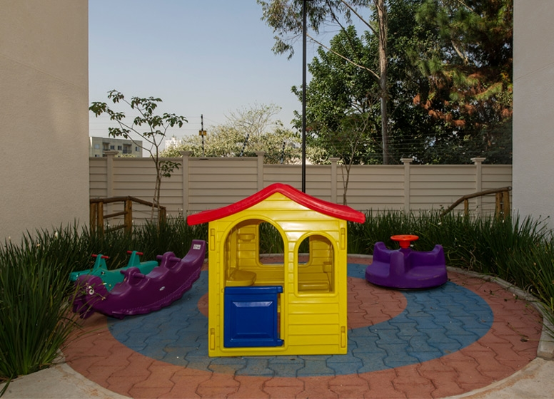 Playground - Vila Arbori Alegria