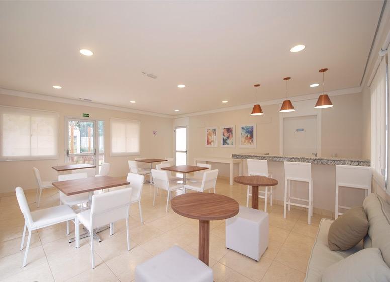 Salão de festas - Vila Arbori Árvores