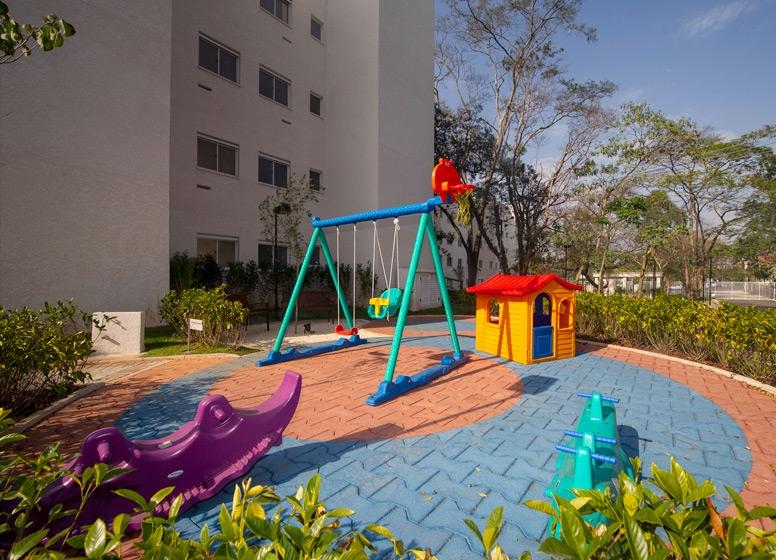Playground - Vila Arbori Árvores