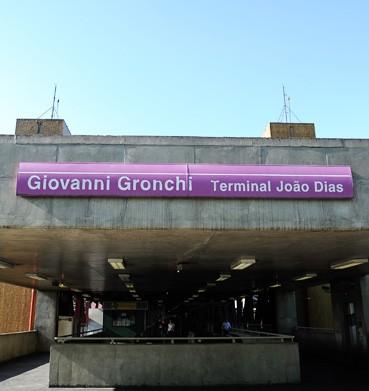 Estação Giovanni Gronchi do Metrô