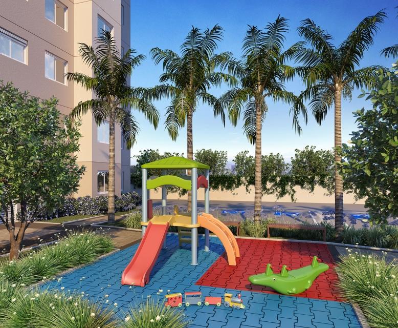 Playground (Augusto Carlos Bauman) - perspectiva ilustrada - Plano&Jacu Pêssego