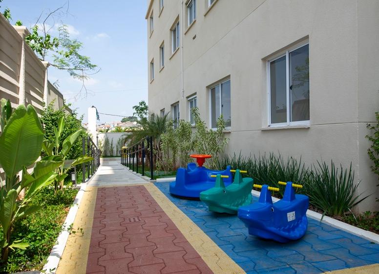 Playground - Plano&Itaquera Paes Landim