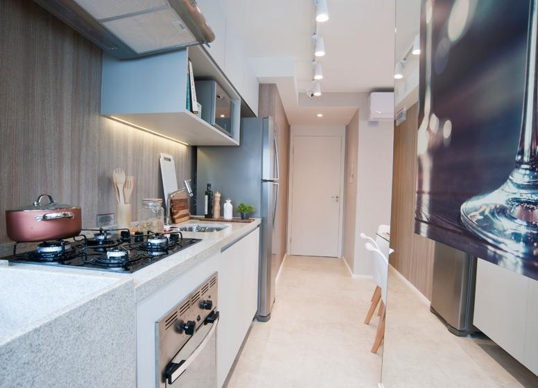 Cozinha 41m² - Plano&Pirituba