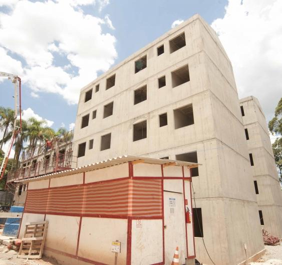 Área externa - fachada (Torre 2)