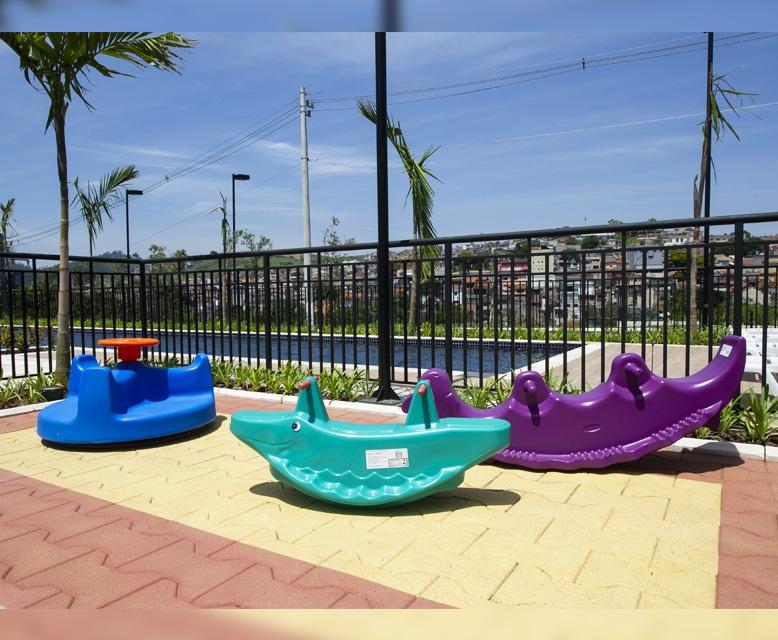 Playground - Inspire Mauá