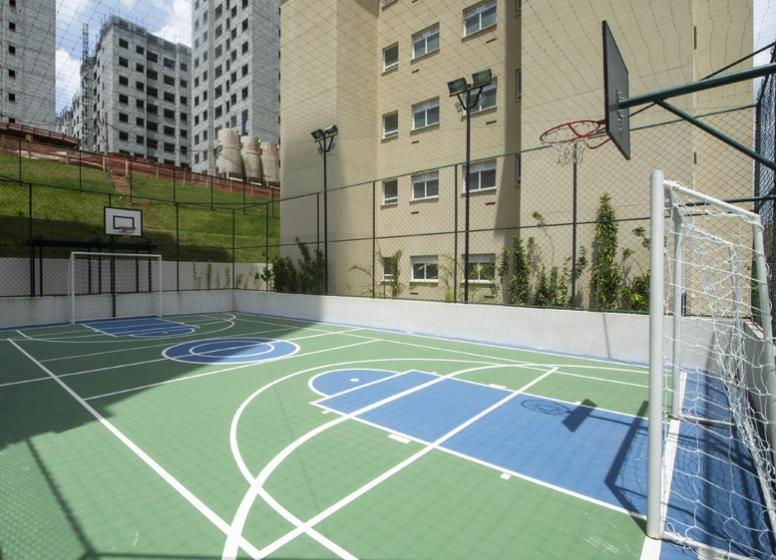 Quadra Esportiva - Inspire Mauá Sonhos