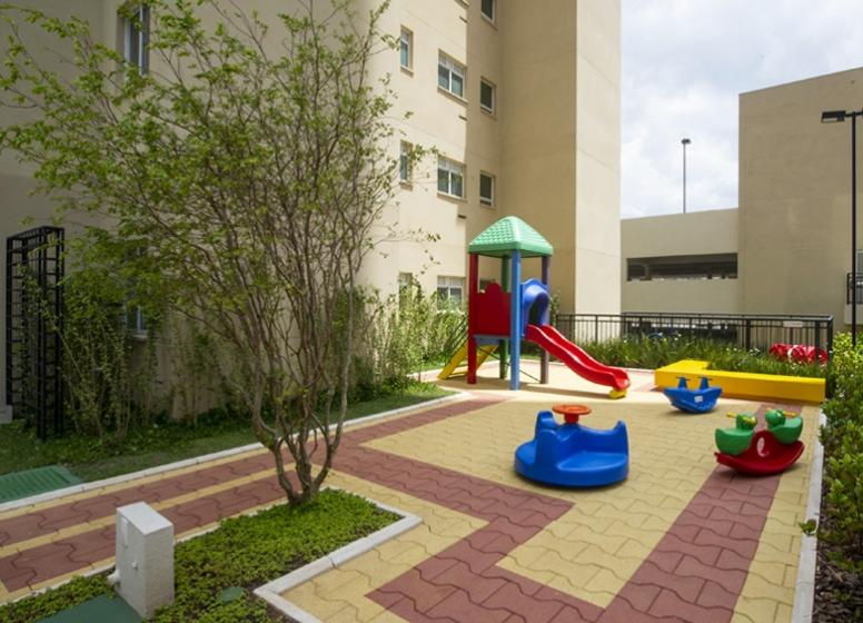 Playground - Inspire Mauá Sonhos